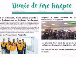 Diario Foro Europeo Fin de curso
