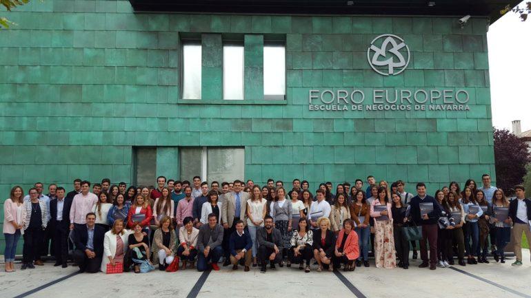 Apertura curso Grados_Foro Europeo