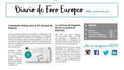 Noticias Foro Europeo
