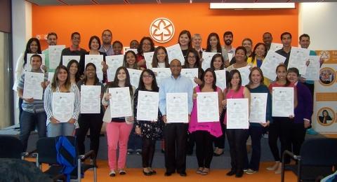 Entrega diplomas Puerto Rico