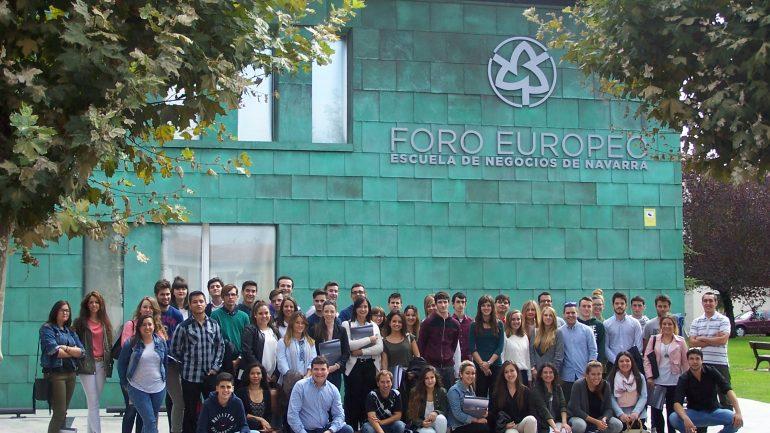 Alumnos Grados Foro Europeo 2016-2017