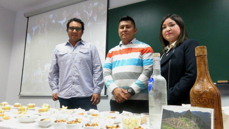 MBA INSIDE con sabor Perú