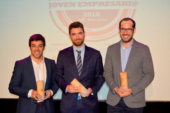 Joseba Domingo_ganador_Premios AJE