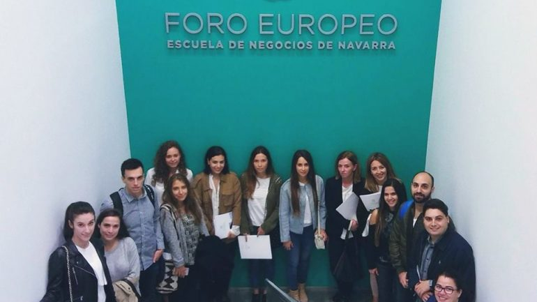 Alumnos Posgrado Foro Europeo