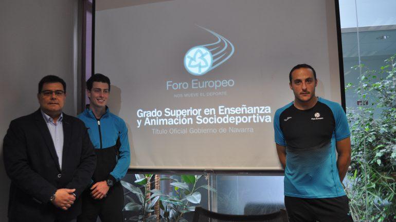 Rueda de prensa Deporte_Foro Europeo 3