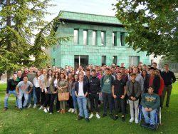 Alumnos Grado Foro Europeo