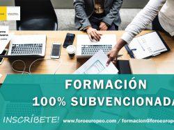 FORMACIÓN SUBVENCIONADA WEB